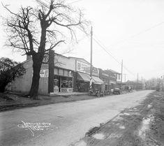 Bardstown Road, Louisville, Kentucky, 1926. :: Caufield & Shook Collection