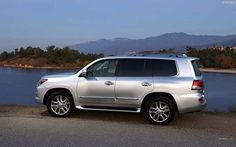 Awesome Lexus: Lexus LX 570. You can download this image in resolution x having visited our web...  AboutAuto.org