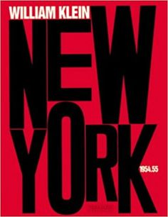 New York 1954.55: William Klein: 9781899235254: Amazon.com: Books