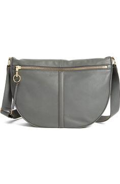 ELIZABETH AND JAMES 'Scott' Leather Crossbody Bag. #elizabethandjames #bags #shoulder bags #leather #crossbody #