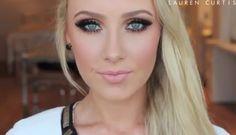 #makeup #Lauren Curtis