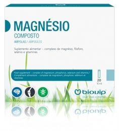 Vida Saudável Biovip: Magnésio