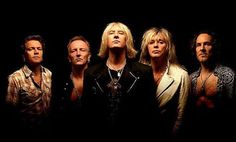 Love this shot of Def Leppard