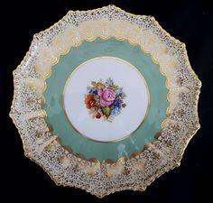 A Trio of Vintage, Aynsley, Tea Set Cake Plates | eBay