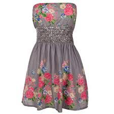 FlowerDress. It would look so cute with my jean jacket and some boots.