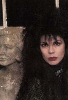 Patricia Morrison Patricia Morrison, Sisters Of Mercy, Goth, Night, Style, Fashion, Gothic, Swag, Moda
