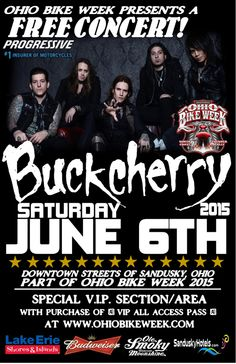Buckcherry Live at the Ohio Bike Week (2015 Dates are May 29 to June 7)  VIP Tickets are still left…www.ohiobikeweek.com/event-tickets.php  **More PICTURES at blog.lightningcustoms.com/oh-bike-week/  #ohiobikeweek #ohbikeweek #bikeweekohio #buckcherry