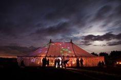quirky festival wedding