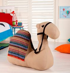 Toy Camel Project Craft Projects For Kids, Activities For Kids, Sewing Projects, Fabric Toys, Diy Toys, Cool Kids, Kids Fun, Softies, Home Crafts