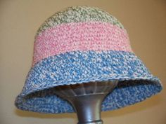 Summer Breeze baby bucket hat by SMALworldDesigns on Etsy, $20.00