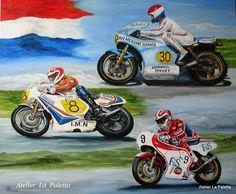 Hartog, Middelburg, Van Dulmen Motogp, Grand Prix, Hot Wheels, Hot Rods, Old Things, Palette, Racing, Hero, Bike