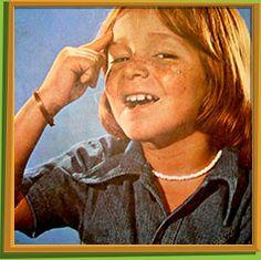 Ferrugem, garoto propaganda nos anos 70!