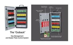 """Cobra Key System 50 Unit """"The Outback"""" Key Control System License Plates, Control System, Keys, Management, The Unit, Outdoor, Licence Plates, Key, The Great Outdoors"""