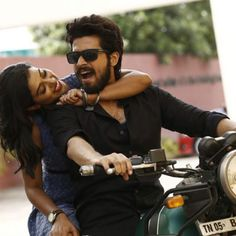 Had the second half been crispier and to the point, Ispade Rajavum Idhaya Raniyum would have scored really well! Romantic Couple Kissing, Romantic Wedding Photos, Romantic Couples, Cute Couples, Love Couple Images, Couples Images, Cute Couple Pictures, Couple Photoshoot Poses, Photoshoot Images