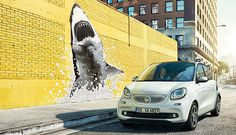 SMART forFour by Marc Trautmann, via Behance