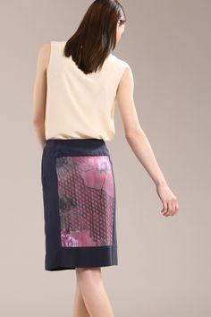 Silk skirt Flowers Silk Skirt, Spring Summer 2015, Ballet Skirt, Skirts, Flowers, Fashion, Fashion Styles, Dress Skirt, Moda