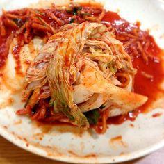 レシピとお料理がひらめくSnapDish - 6件のもぐもぐ - Self-made kimchi! ^^ by 해리