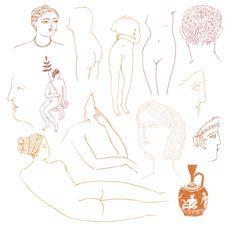 """Yelena Bryksenkova, """"Drawing at the Met"""" (2012)"""