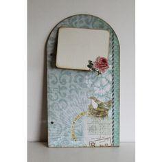 Garden Gate Mini Book Album