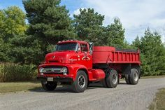 1956 Ford F800 - US Trailer will sell used trailers in any condition to or from you. Contact USTrailer and let us sell your trailer. Click to http://USTrailer.com or Call 816-795-8484