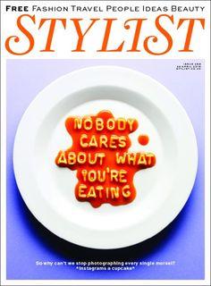 New cover Stylist magazine Editor: lisa smosarski Photography director: tom gormer Art director: natasha tomalin
