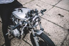 Hookie Co.'s Honda CB250