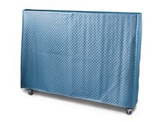 Station Cover    Pullover transportation and storage cover made from excess commercial furniture grade vinyl.