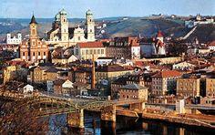 Passau, Lower Bavaria, Germany