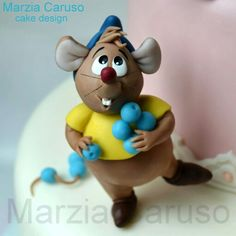 New cake decorating disney mice Ideas - Cake Decorating Dıy Ideen Disney Princess Cupcakes, Princess Cupcake Toppers, Car Cake Tutorial, Fondant Tutorial, Nightmare Before Christmas, Cinderella Mice, Biscuit, Bunny Painting, Cake Recipes For Kids