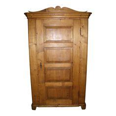 Linen Cabinet See More One Door Pine Armoire