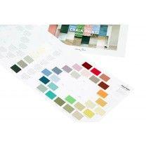 The Chalk Paint® colour card