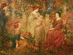 Edwin Thomas Roberts (1840 – 1917) – Pintor Americano_27