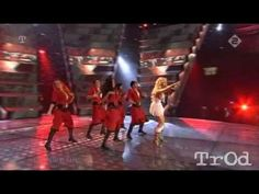 (16:9 HQ) · Eurovision 2006 Final · 18 UKRAINE · Tina Karol · Show Me Your Love