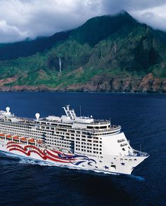 Repin if a #cruise with #Norwegian is in your plans.