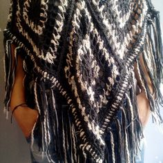 poncho #poncho #knitwear #summer #handmade #handmadeclothes  #boho #bohostyle  #knitting  #knittingaddict  #knittingtop  #summertops #fashionblogger  #fashion Handmade Clothes, Summer Tops, Plexus Products, Boho Fashion, Knitwear, Knitting, Instagram Posts, Ponchos, Diy Clothing
