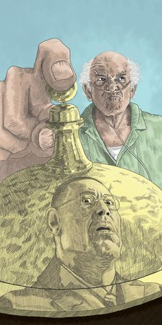 Breaking Bad Look at me Hector by Jonathan Santoro