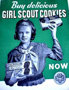 Buy delicious Girl Scout cookies NOW