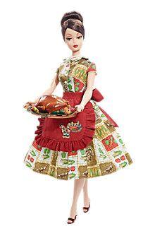 Thanksgiving Feast™ Barbie® Doll