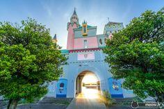 Cinderella Castle- Nara Dreamland Japan