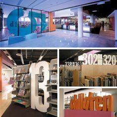 Five Dock Library - Minale Tattersfield Design