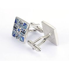 Square Paint Color copper Metal Pattern Cuff Links for Shirts Cuff links Glossy Exquisite Button High Quality Cuff-links XK10