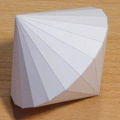icosagonal dipyramid