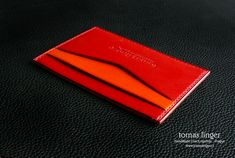 mini slim wallet hand made leather
