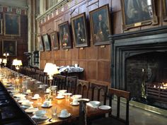 Christ Church Oxford England UK '13/12/14