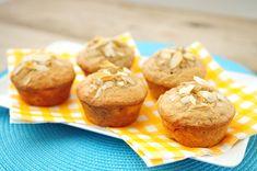 Vind je het leuk om cupcakes te maken, maar wil je ook verantwoord snacken? Het kan met deze heerlijke bananen cupcakes van amandelmeel. Koolhydraatarme cupcakes dus.