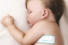 Whoa: TempTraq digital thermometer sends info to your phone via Bluetooth.