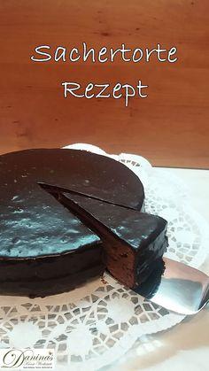 Sachertorte - Konditor Rezept by Daninas Dad mit Schritt für Schritt Anleitung und free Download