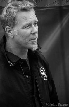 James Hetfield-he just has such kind eyes