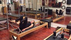 Pelvic Lift Helpful Tip on the Reformer - Lesley Logan Pilates - YouTube Pilates Equipment, Pilates Studio, Pilates Workout, Logan, Helpful Hints, Tips, Youtube, Useful Tips, Handy Tips