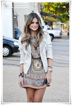 Thassia Naves - Brazilian fashion blogger